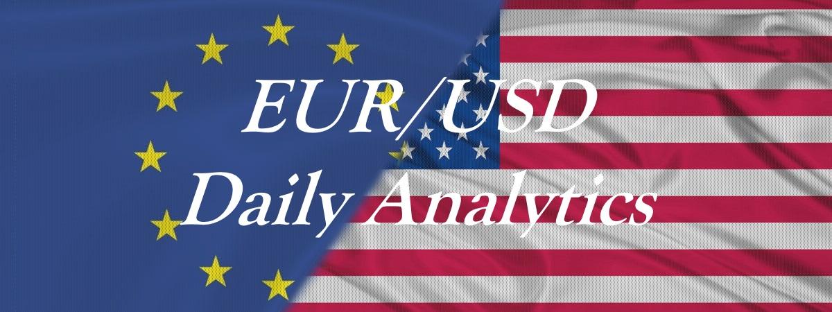 EURUSD Daily analytics