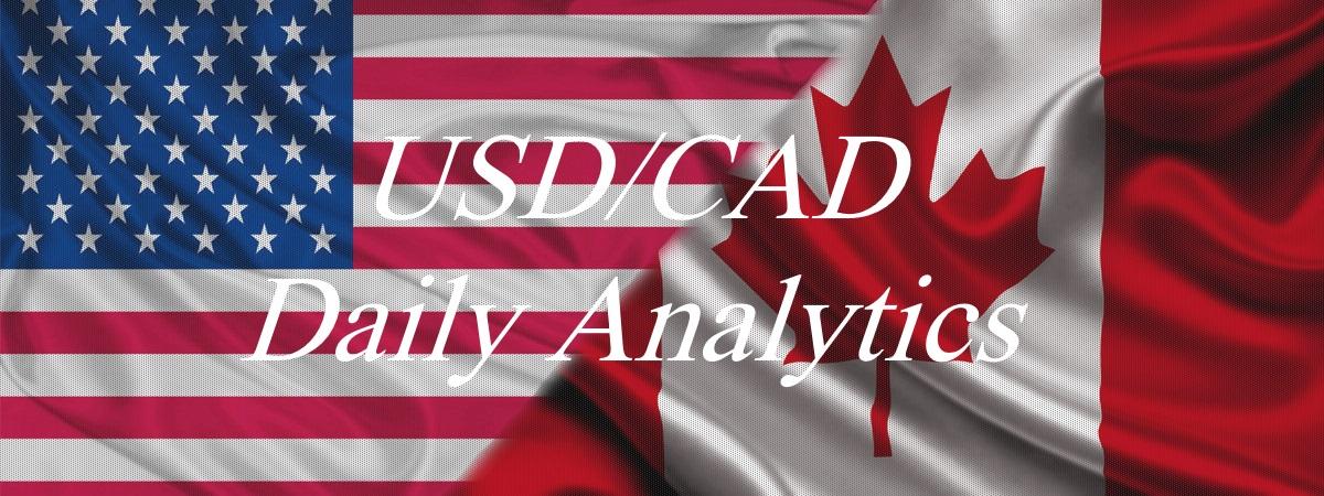 USDCAD Daily Analytics