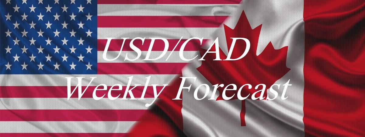 USDCAD Weekle Forecast