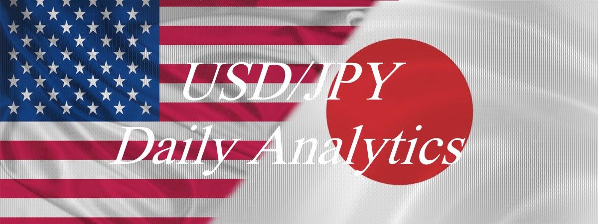 USDJPY Daily Analytics