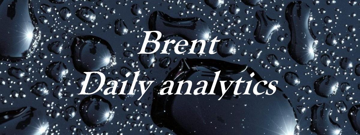 Brent - Daily Analytics